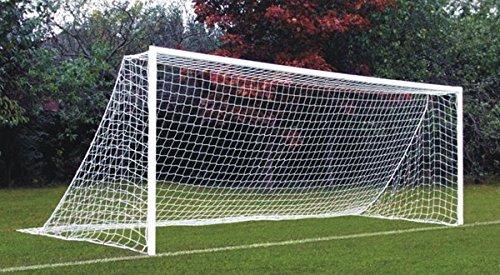 Netsportique Offerta IMPERDIBILE! Rete da Calcio 6 x 2 m Anti UV e Rinforzata sul perimetro