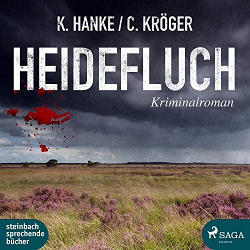 Heidefluch audiobook cover art