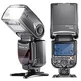 Triopo * Sincronización de alta velocidad* I-TTL Cámara maestro/esclavo Kit de Flash para Nikon D4S D4 D3S D800 D700 D80 D90 D7000 D7100 D50 D40X D60 D5000 D5100 D5200 D5300 D3300 y Otras cámaras DSLR