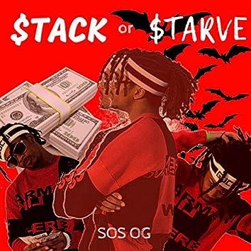 Stack or Starve