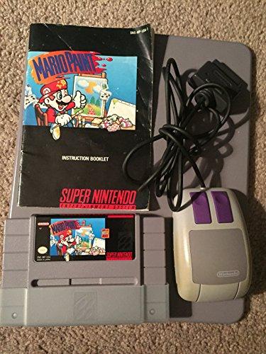 Mario Paint w/ Mouse & Mousepad