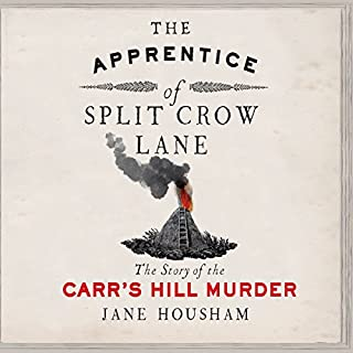 The Apprentice of Split Crow Lane cover art