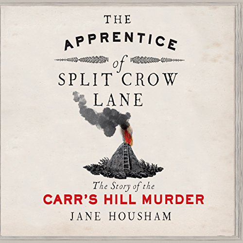 The Apprentice of Split Crow Lane audiobook cover art