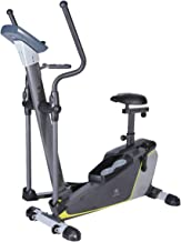 TA Sports 2 in 1 Elliptical Bike - EFIT 156EA, Dark Grey