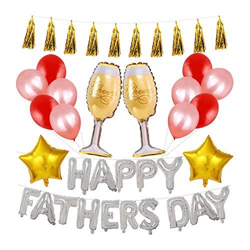 La Mejor Lista de globos dia del padre - los más vendidos. 6