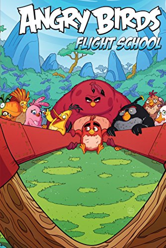 Angry Birds: Flight School (Angry Bird Comics)