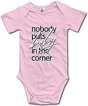 no one puts baby in a corner onesie