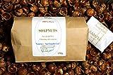 Natural Spa Supplies Ltd Jaboneras, nueces de jabón, bayas de jabón, nueces de lavado, orgánico con muestra para un amigo. Lavandería ecológica, lavado y limpiador de superficies. Sin plástico