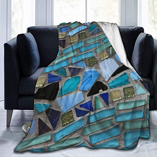 Mantas Sofa Polar Turquesa mantas sofa  Marca AEMAPE