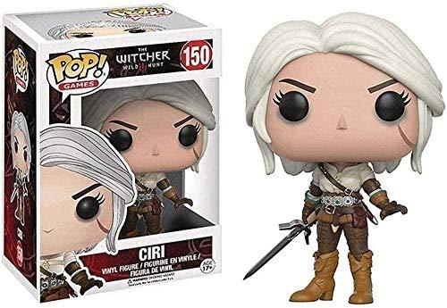 ZSDD The Witcher Wild: Wild Hunt # 150 Ciri Pop!
