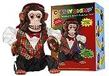 Charley Chimp - Famous Cymbal Banging Monkey Toy
