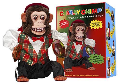 Charley Chimp Multi-Acción