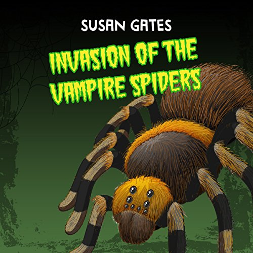 Invasion of the Vampire Spiders cover art
