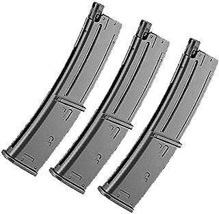 東京マルイ ガスブローバック HK MP7A1 用 マガジン 40連 Black 3本セット