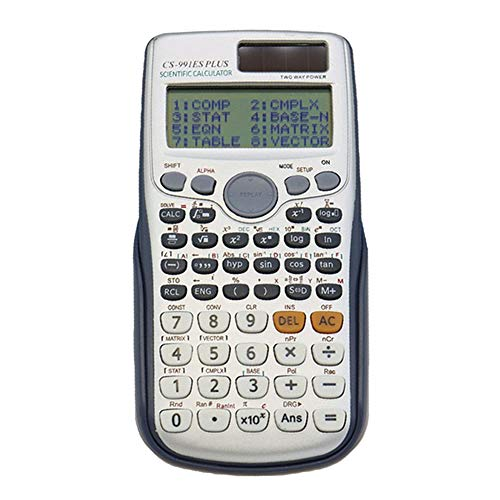 DZAER Dual Power Scientific Calculator...