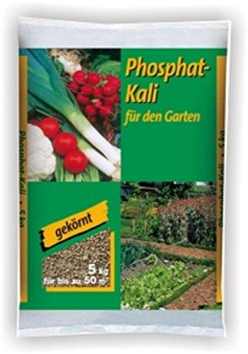 Thomaskali Phosphatkali 10kg Grunddünger Kalidünger 2x 5kg Kali Phosphat