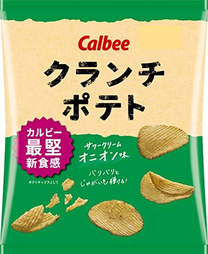 クランチポテト サワークリームオニオン味 12袋