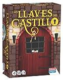 Falomir Llaves del Castillo. Juego de Mesa para Trabajar la Estrategia Cartas, Multicolor (1)