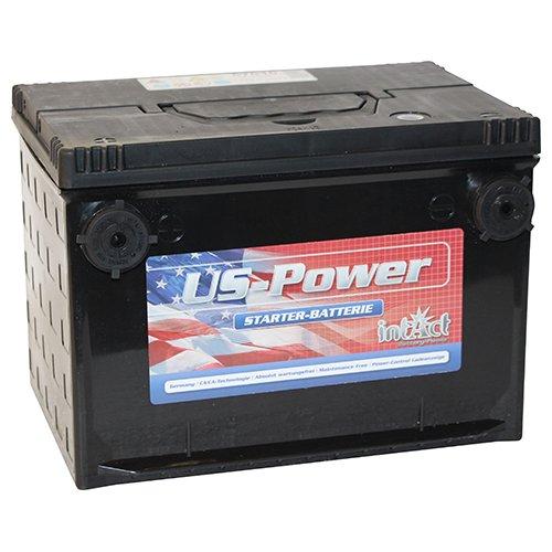 Intact US Autobatterie 70Ah 12V USA Car Starterbatterie - 57010