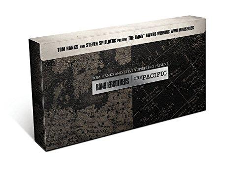 Band Of Brothers & Pacific (13 Dvd) [Edizione: Stati Uniti]