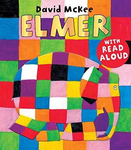 Elmer (English Edition)