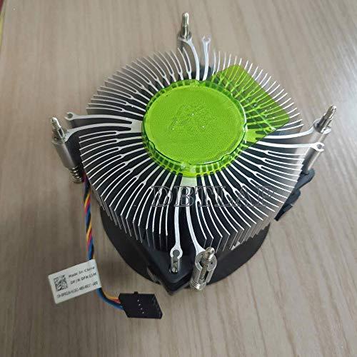 DBTLAP Compatible para DELL WS T1600 790 990 DW014 0DW014 CPU Cooler...