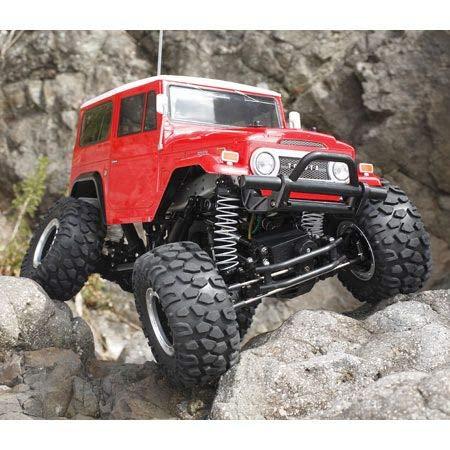 RC Auto kaufen Monstertruck Bild 3: TAMIYA 300058405 - Toyota Land Cruiser 40, ferngesteuertes Offroad Fahrzeug, 1:10, Elektromotor, Bausatz*