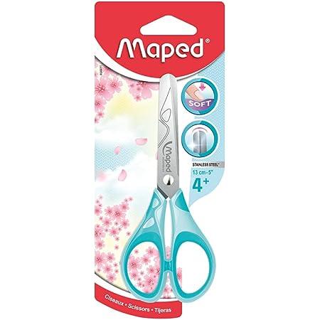 Maped Pastel Essentials 464411 Ciseaux 13 cm Couleurs assorties