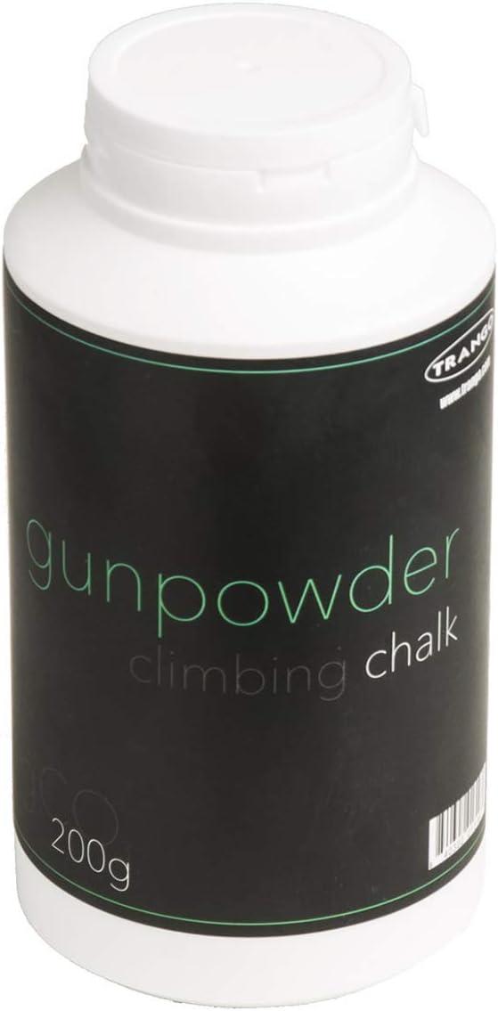 TRANGO Gunpowder Climbing Chalk, 200g : Climbing Chalk : Sports & Outdoors