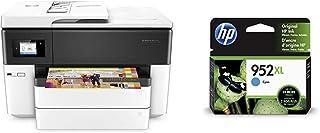 $315 » HP OfficeJet Pro 7740 Wireless All-in-One Printer & 952XL   Ink Cartridge   Cyan   L0S61AN