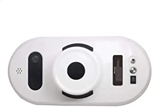 Window Cleaning Robot, Magnetic Vacuum Cleaner/Anti-Falling/Remote Control/Auto Glass Washing/3 Working Modes/Remote Glass...