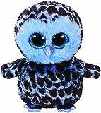 Ty Beanie Boos YAGO - owl Blue med