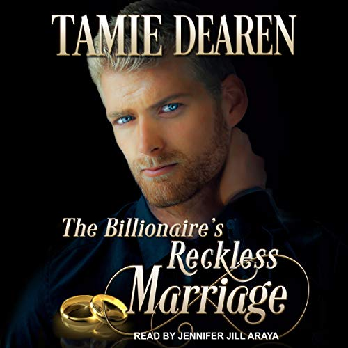 The Billionaire's Reckless Marriage audiobook cover art