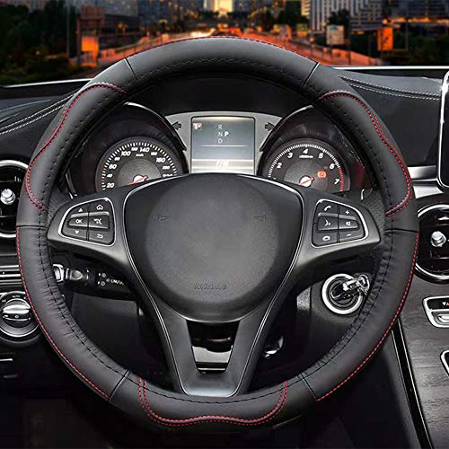 07 civic steering wheel cover - 2