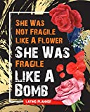 She Was Not Fragile Like A Flower, She Was Fragile Like A Bomb: Latino Planner Planning And Remembering Things In The Easier Way