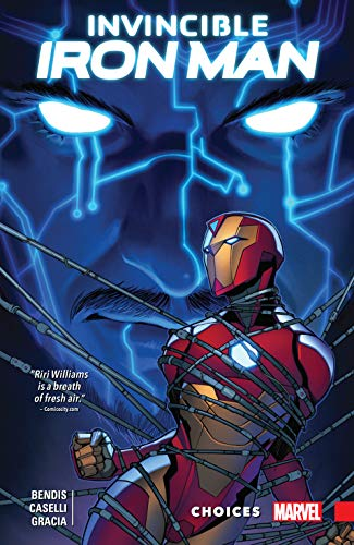 Invincible Iron Man: Ironheart Vol. 2: Choices (Invincible Iron Man (2016-2018)) (English Edition)