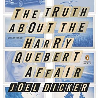 The Truth About the Harry Quebert Affair     A Novel              By:                                                                                                                                 Joel Dicker                               Narrated by:                                                                                                                                 Pierce Cravens                      Length: 17 hrs and 54 mins     399 ratings     Overall 3.8