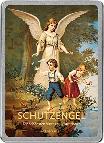 Schutzengel: Die schönsten Vintage-Illustrationen