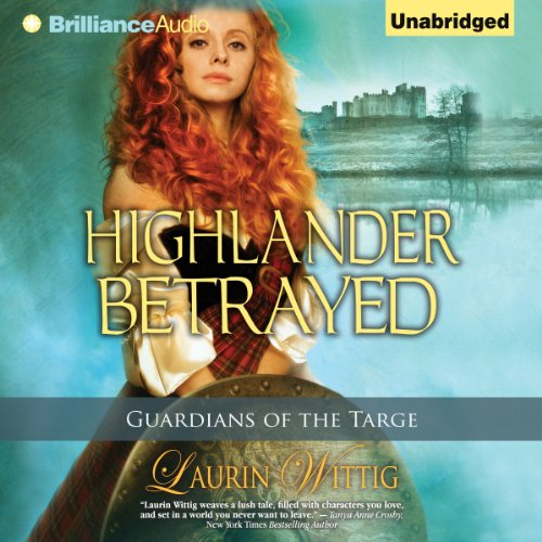 Highlander Betrayed audiobook cover art