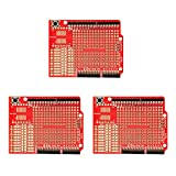 Gikfun Prototype Shield DIY KIT for Arduino UNO R3 Mega 328P (Pack of 3 Sets) Ek1038x3