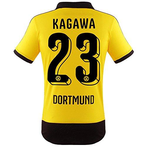 adidas BVB Dortmund Home Trikot 2015/16 - Kagawa, Größe XL