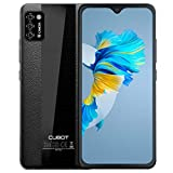 CUBOT Phone Unlocked, Note 7 4G Smartphone Unlocked, Android 10, 2GB RAM+16GB ROM,128GB Extendable by TF Card, 5.5 Inch Dewdrop Screen, Three Card Slots (Black)