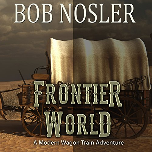 FrontierWorld audiobook cover art