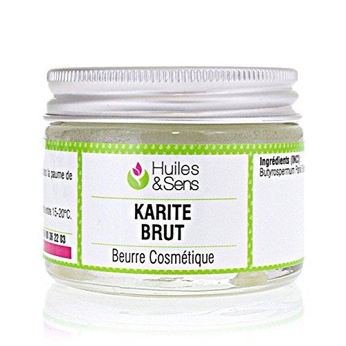 Huiles & Sens - Beurre de Karité - 100 g