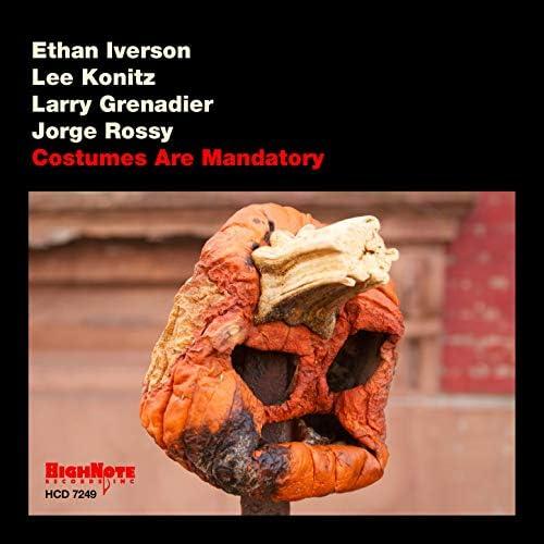Ethan Iverson feat. Lee Konitz