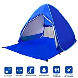 BATTOP Automatic Pop Up Beach Tent Sun Shelter...