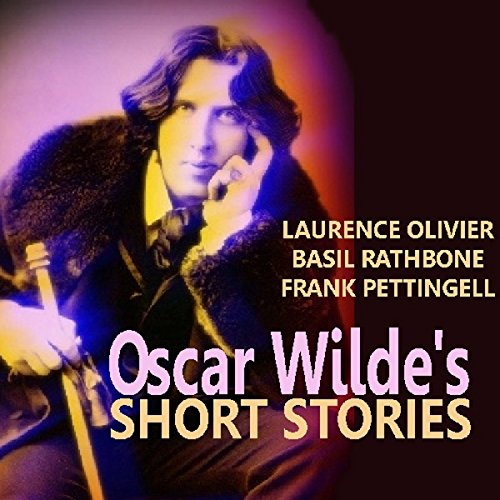 Oscar Wilde's Short Stories audiobook cover art