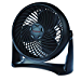 Honeywell HT-900 TurboForce Air Circulator Fan Black (Renewed)
