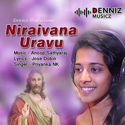 Anoop Sathyaraj, Priyanka N.K.