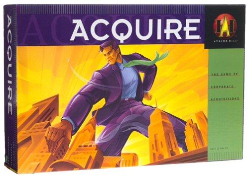 Acquire (engl.) [englischsprachige Version]